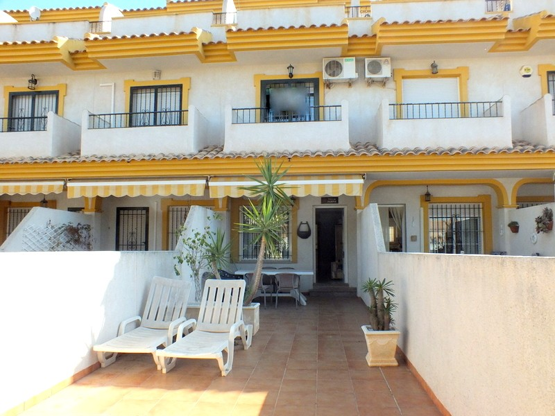 Ref:CB-21682 Townhouse For Sale in Santiago de la Ribera