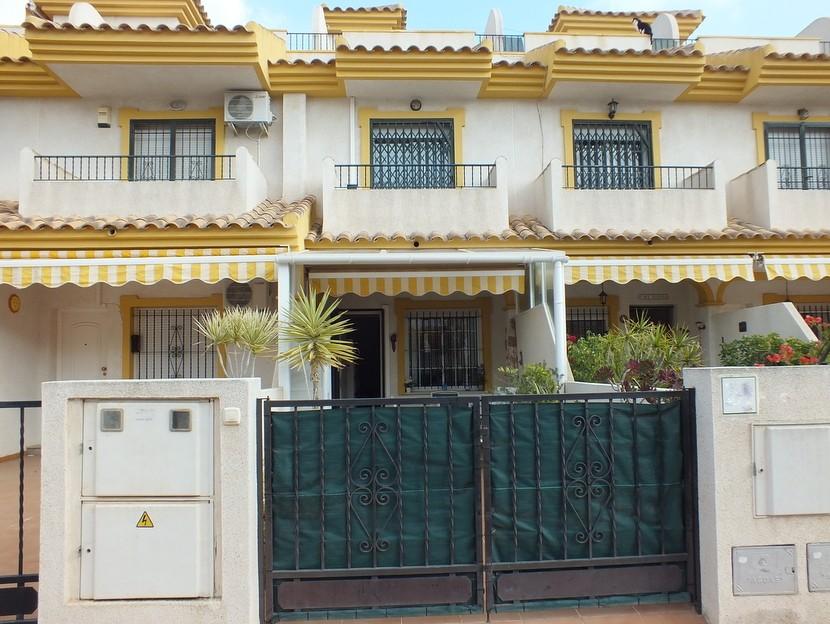 Ref:CB-72274 Townhouse For Sale in Santiago de la Ribera