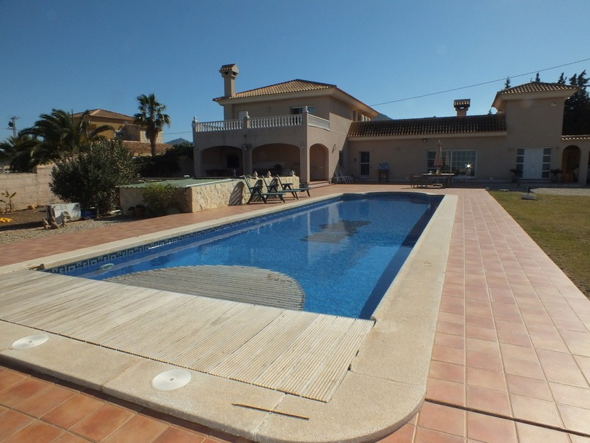 Ref:CB-34346 Villa For Sale in El Algar