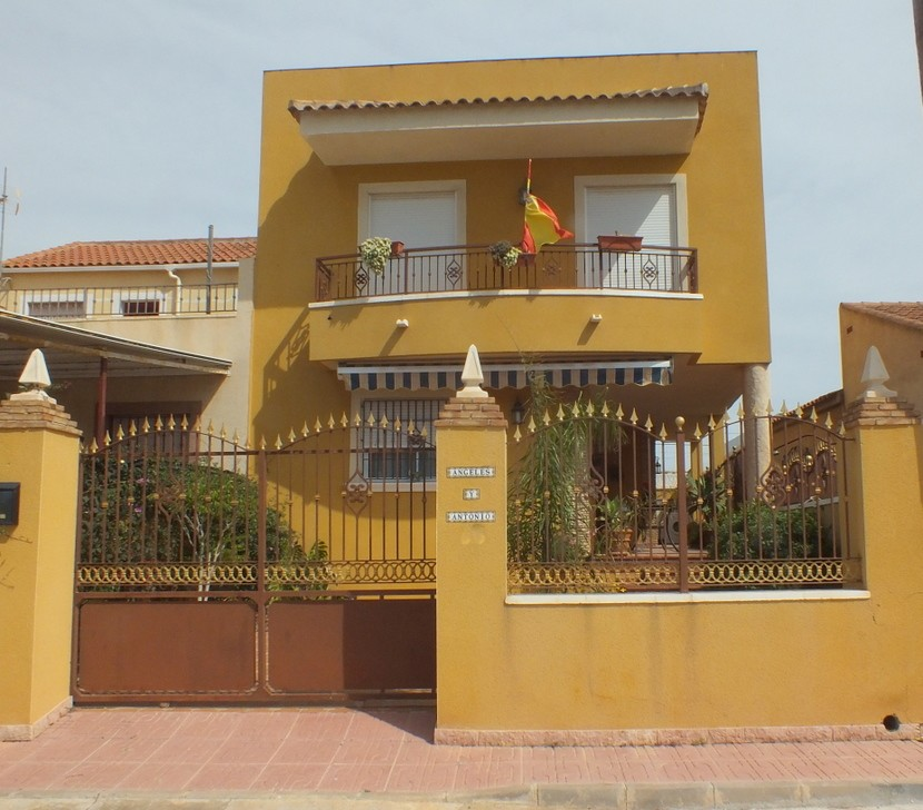 Ref:CB-57678 Villa For Sale in Los Alcazares