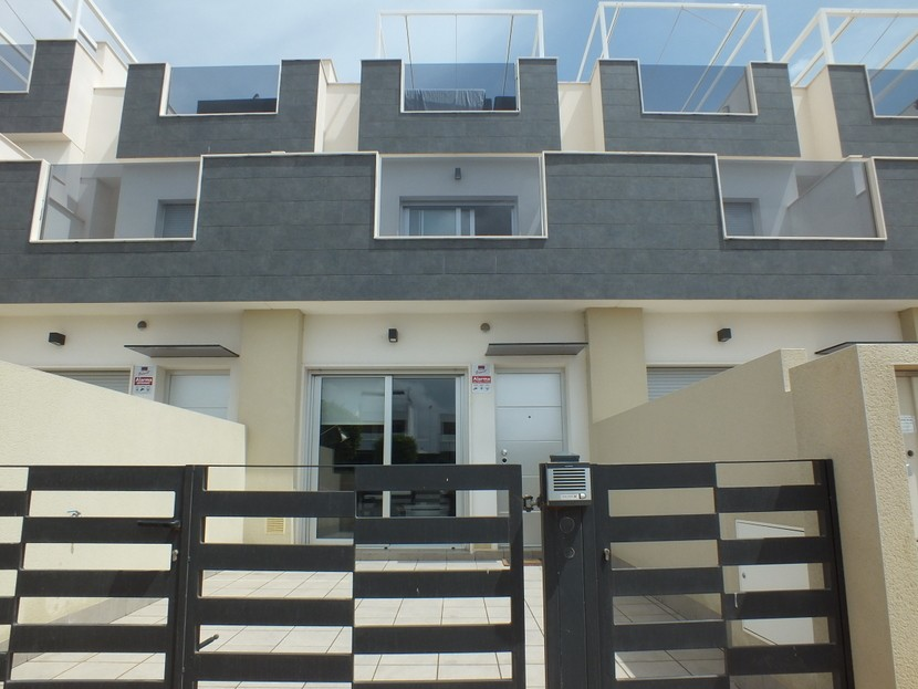 Ref:CB-85654 Townhouse For Sale in San Pedro del Pinatar