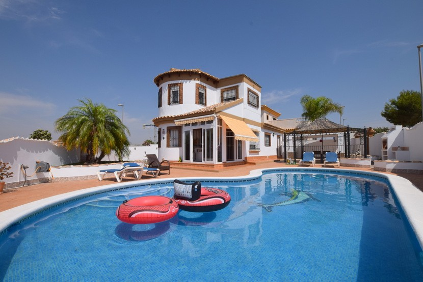 Ref:CB-64593 Villa For Sale in Sucina