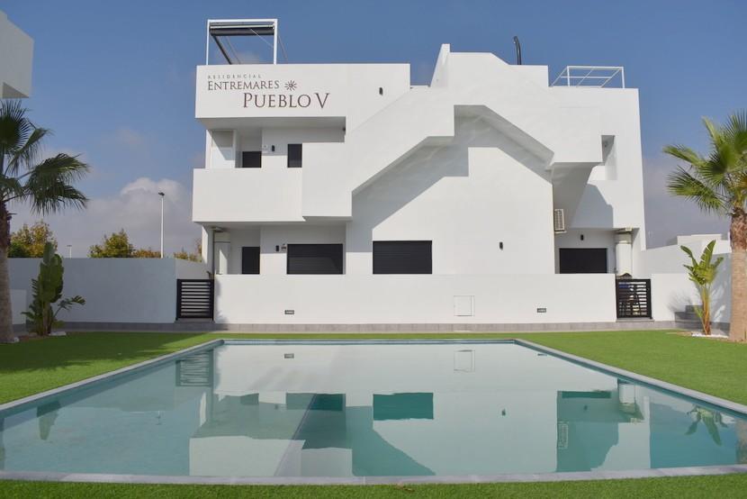 Ref:CB-15476 Apartment For Sale in San Pedro del Pinatar
