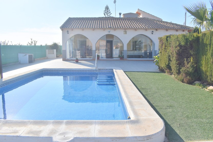 Ref:CB-91476 Villa For Sale in Sucina