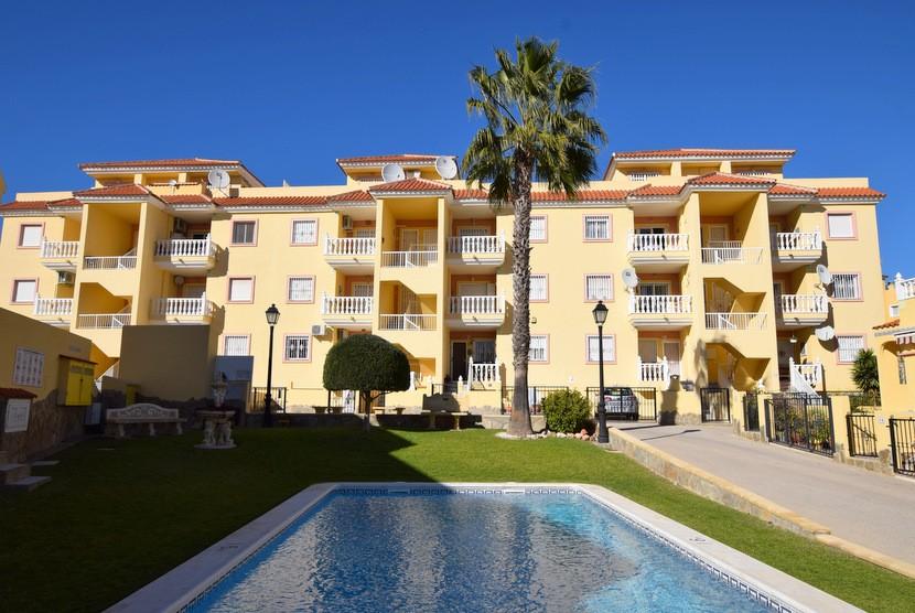 Ref:CB-59593 Apartment For Sale in Villamartin