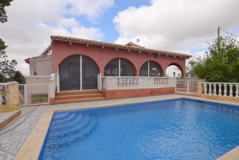 Ref:CB-83584 Villa For Sale in Sucina