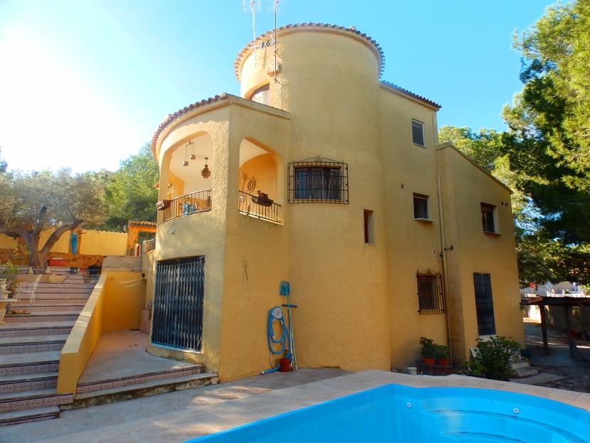 Ref:CB-69823 Villa For Sale in Villamartin